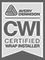 CWI certified signs